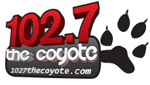 102.7 The Coyot